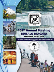 COS 101st Meeting cover