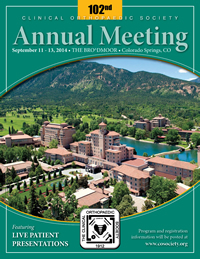 COS 2014 Annual Meeting
